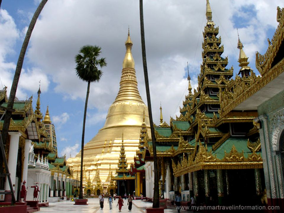Shwe Dagon Pagoda Complex
