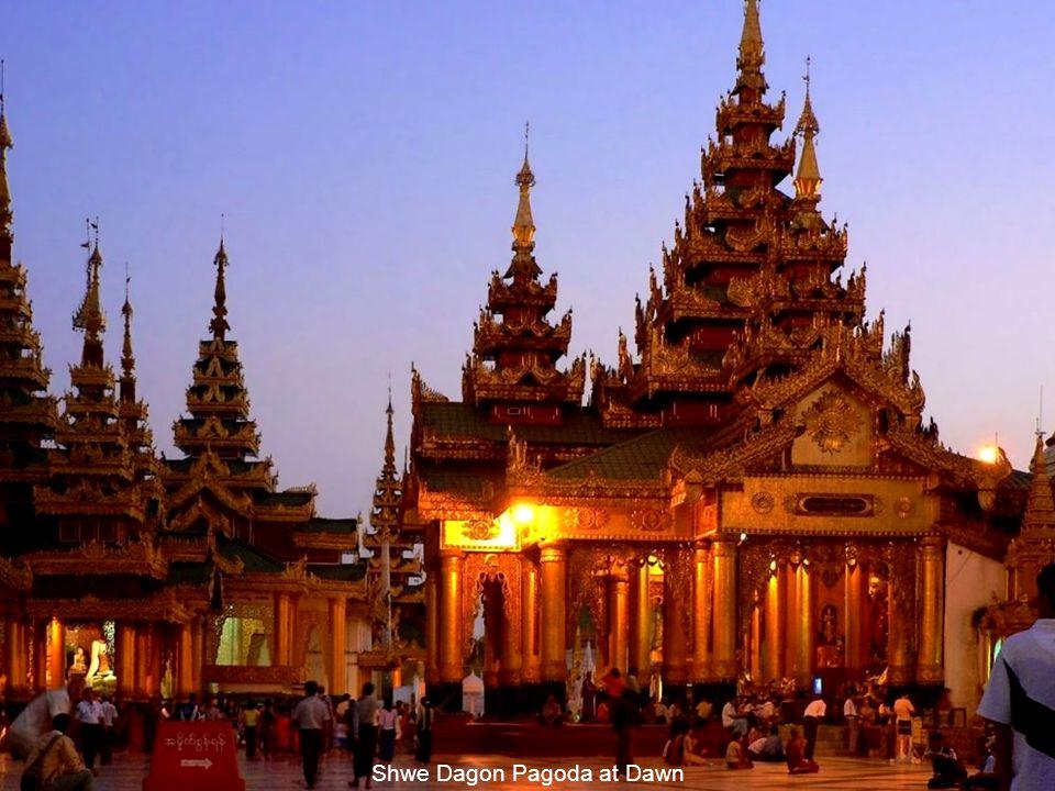 Koe Thaung Pagoda ( with 90,000 small pagodas ), Mrauk U