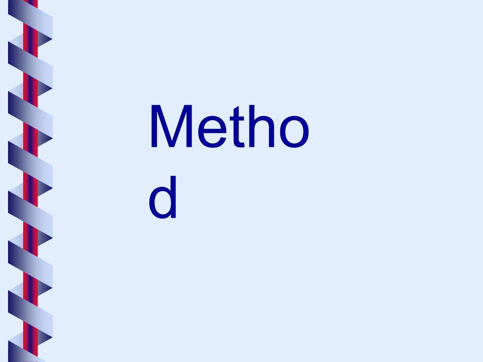 Metho d
