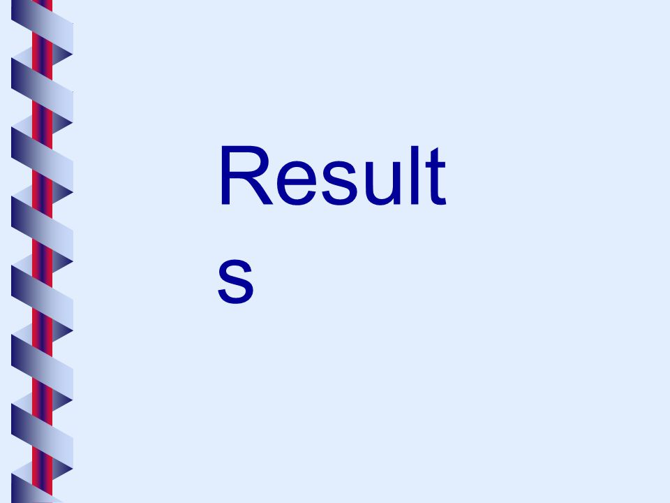 Result s