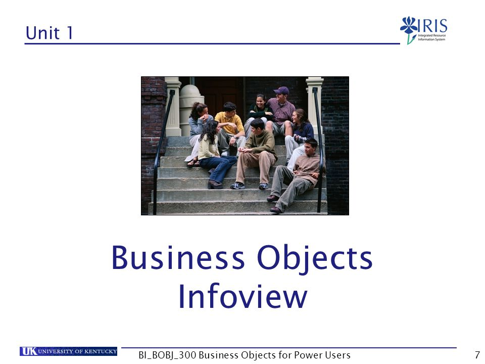 38 Exercise Edit Report Screen BI_BOBJ_300 Business Objects for Power Users