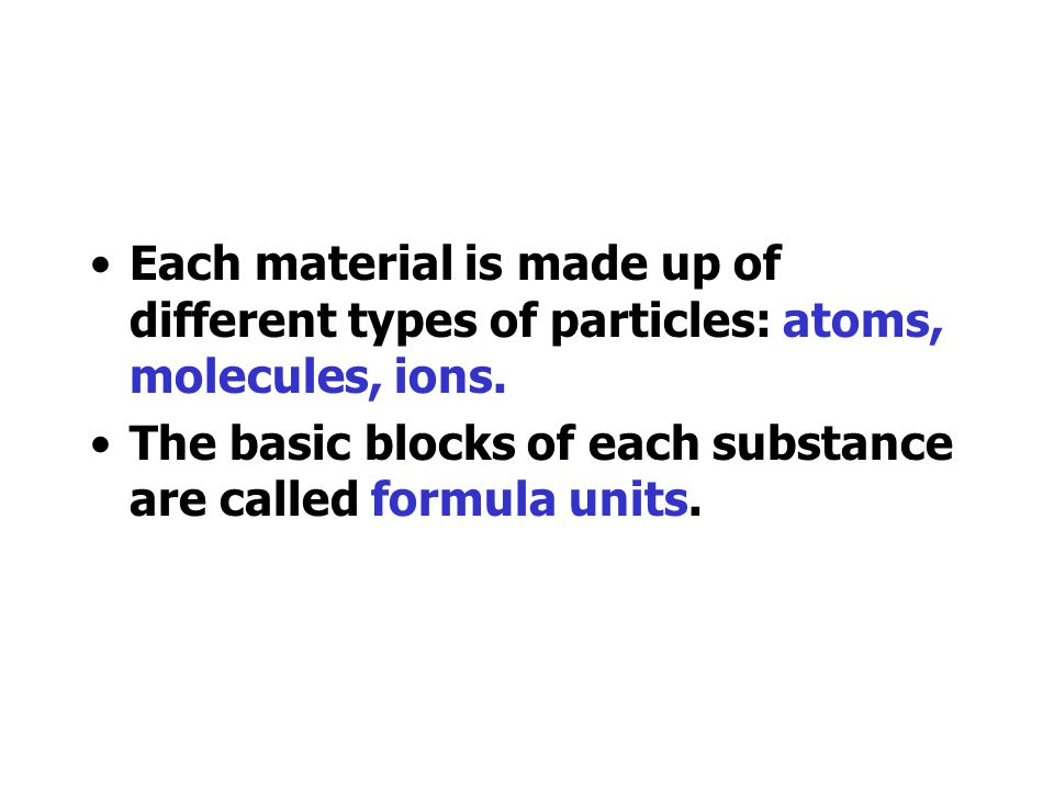 A 1 mole per litre (mol/l) solution contains one mole in each litre of solution.