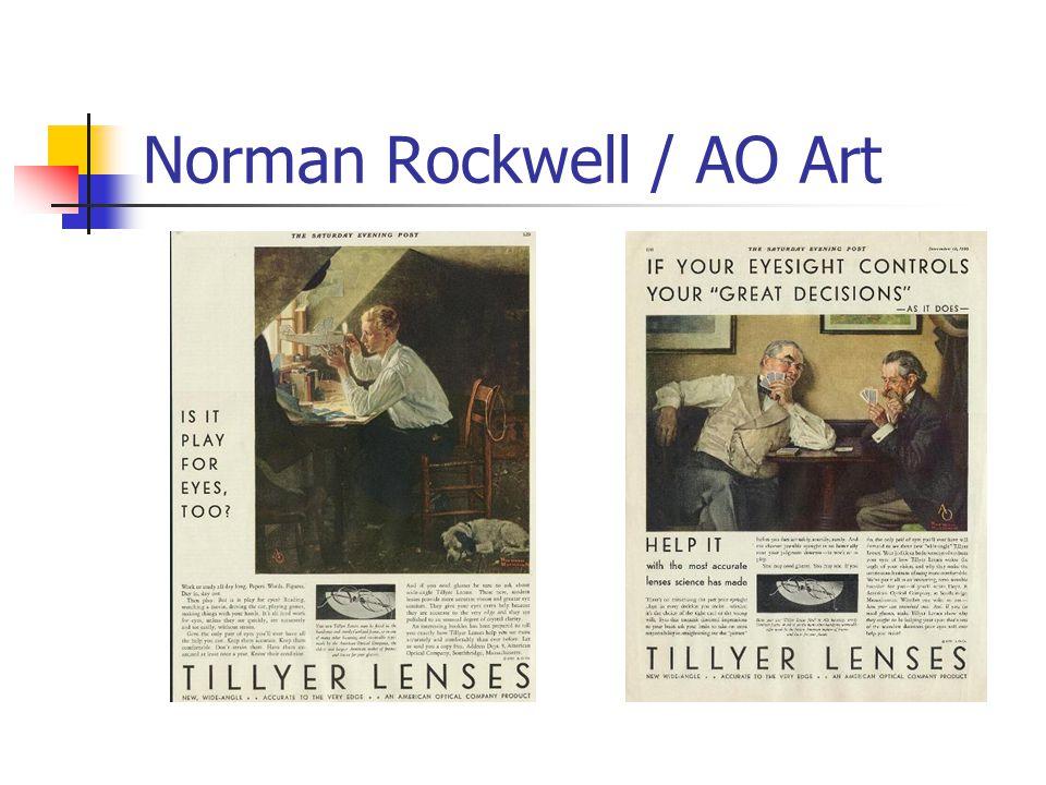 Norman Rockwell / AO Art
