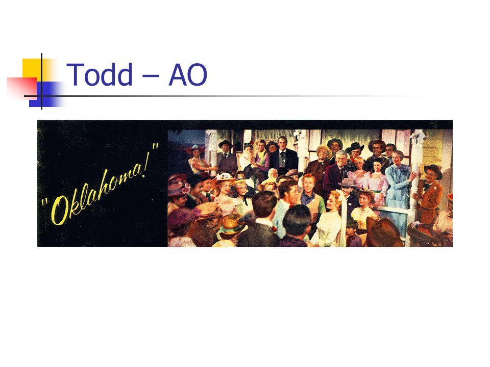 Todd – AO