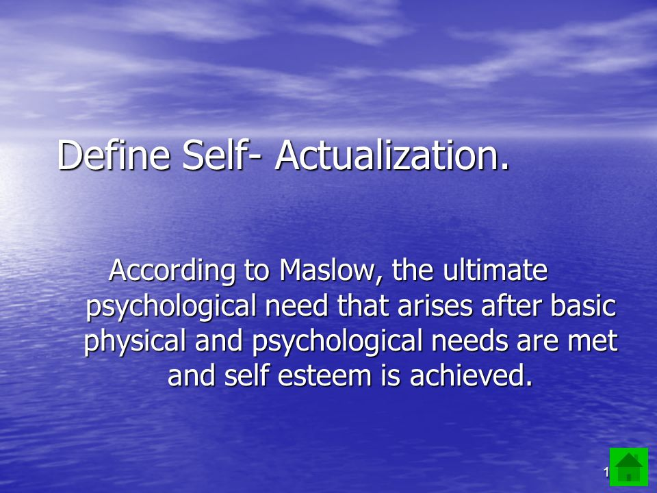11 In psychoanalytic theory, the egos protective methods of reducing anxiety by unconsciously distorting reality.