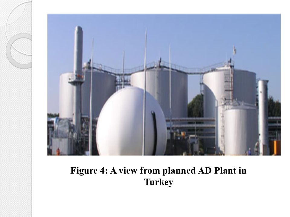 Figure 4: A view from planned AD Plant in Turkey