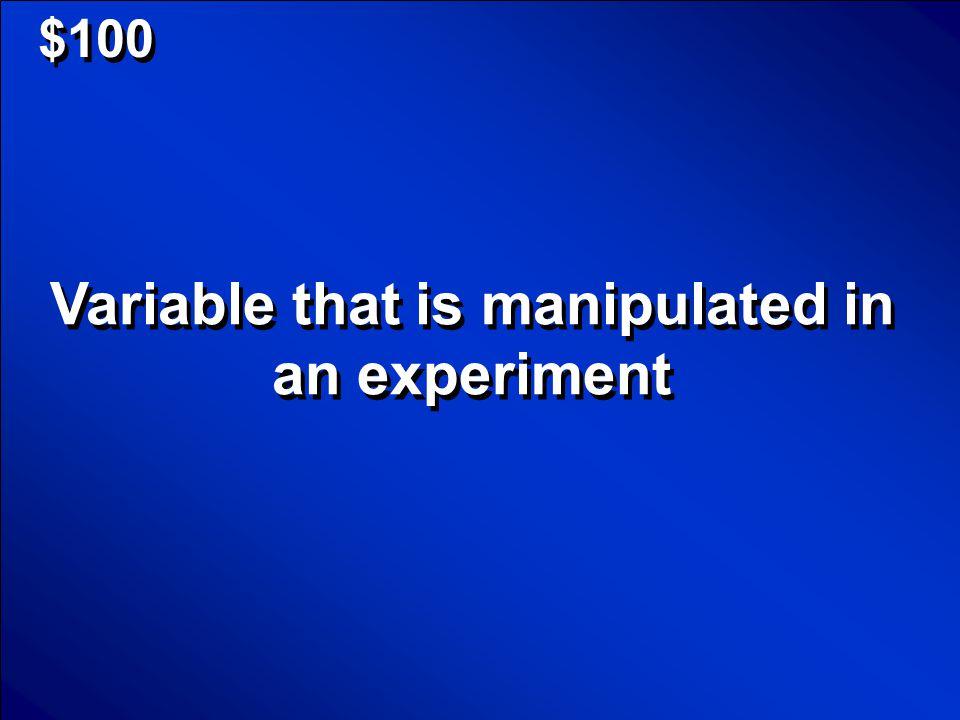 © Mark E. Damon - All Rights Reserved $500 Applied Behavior Analysis Scores