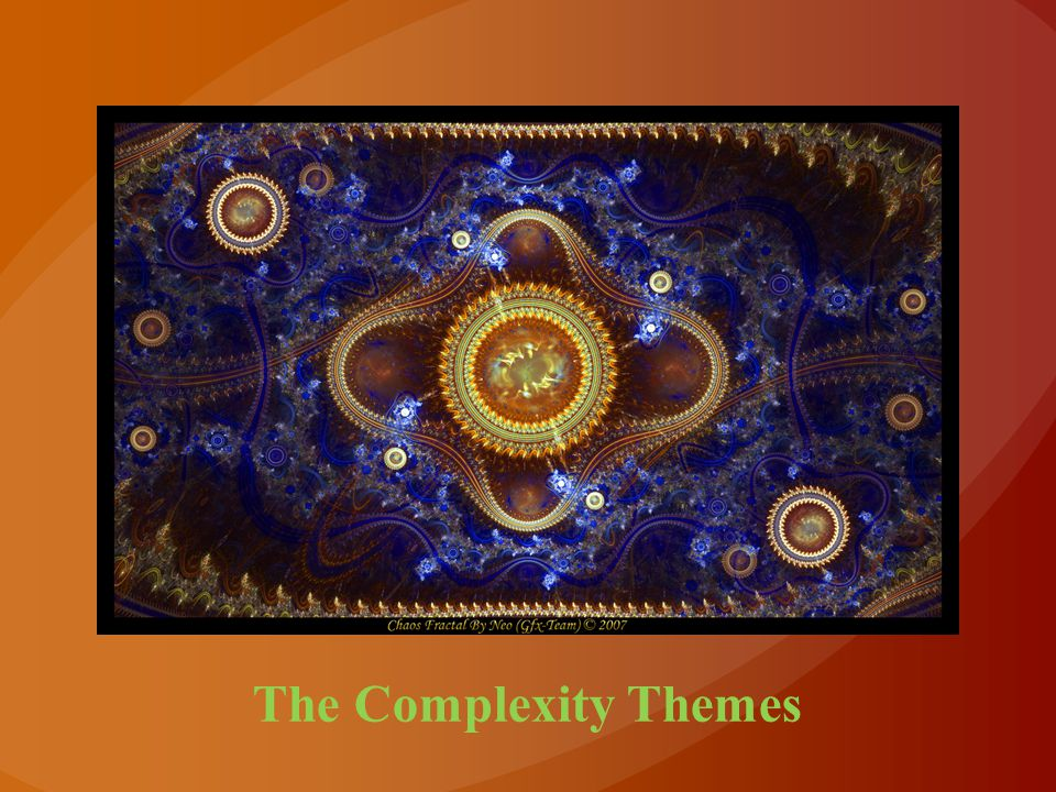 The Complexity Themes