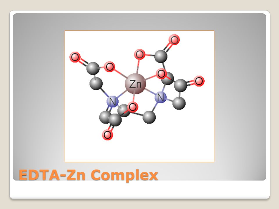 ITC Data Background of Zinc titrated into EDTA in HEPES buffer