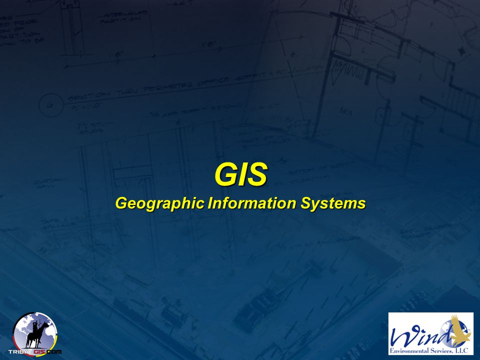 GIS Geographic Information Systems