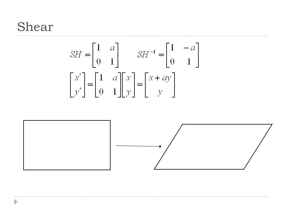 3 basic Rotation Matrices