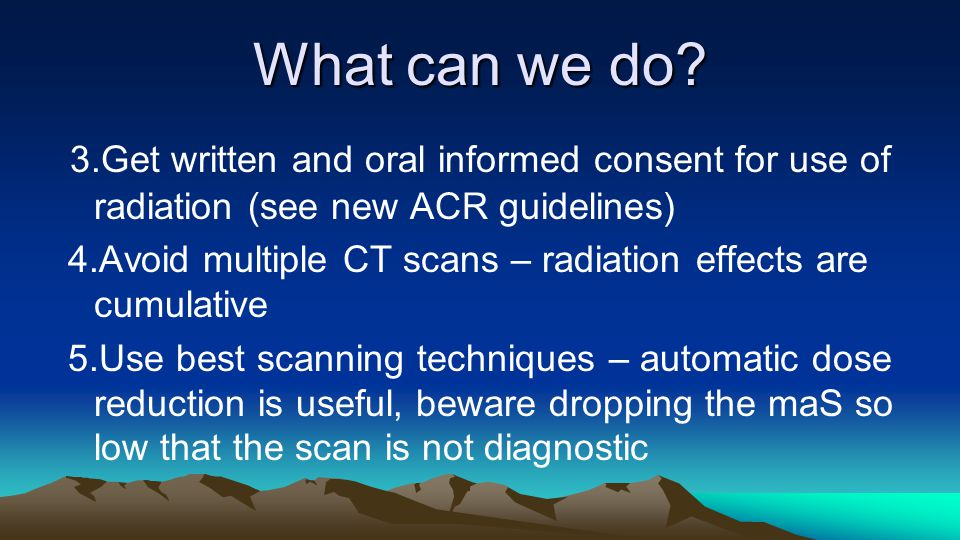 What are the indications for CT scan in pregnancy.