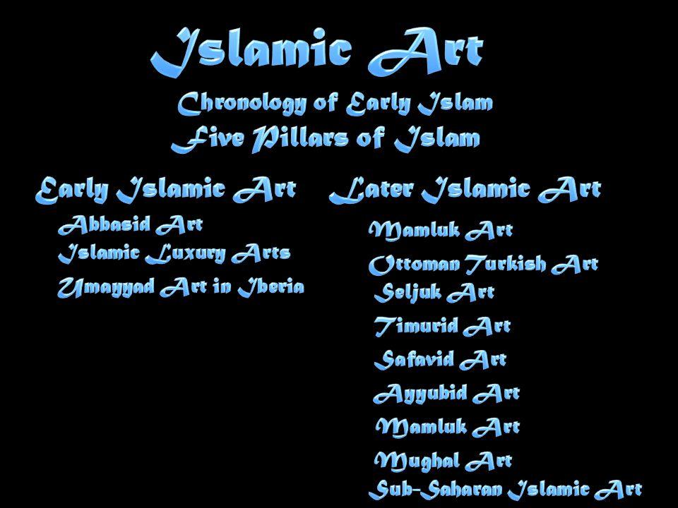 Chronology of Early Islam Muhammad Born in Mecca ca.
