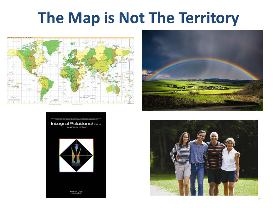 The Map is Not The Territory 3