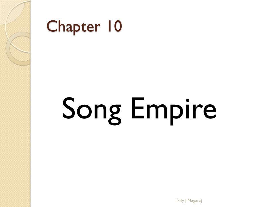 Chapter 10 Song Empire Daly   Nagaraj