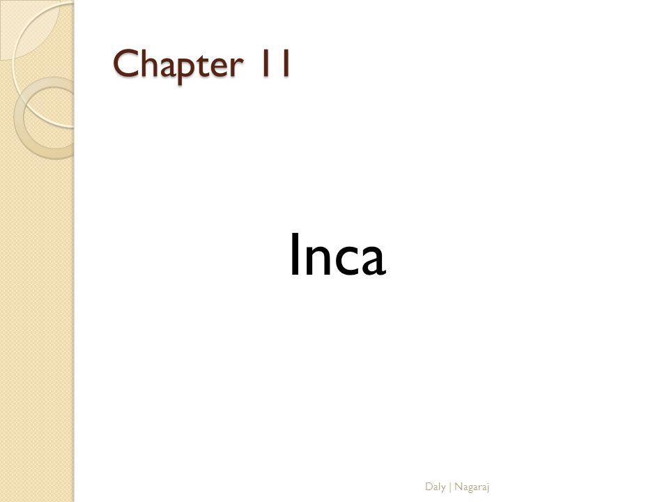 Chapter 11 Inca Daly   Nagaraj