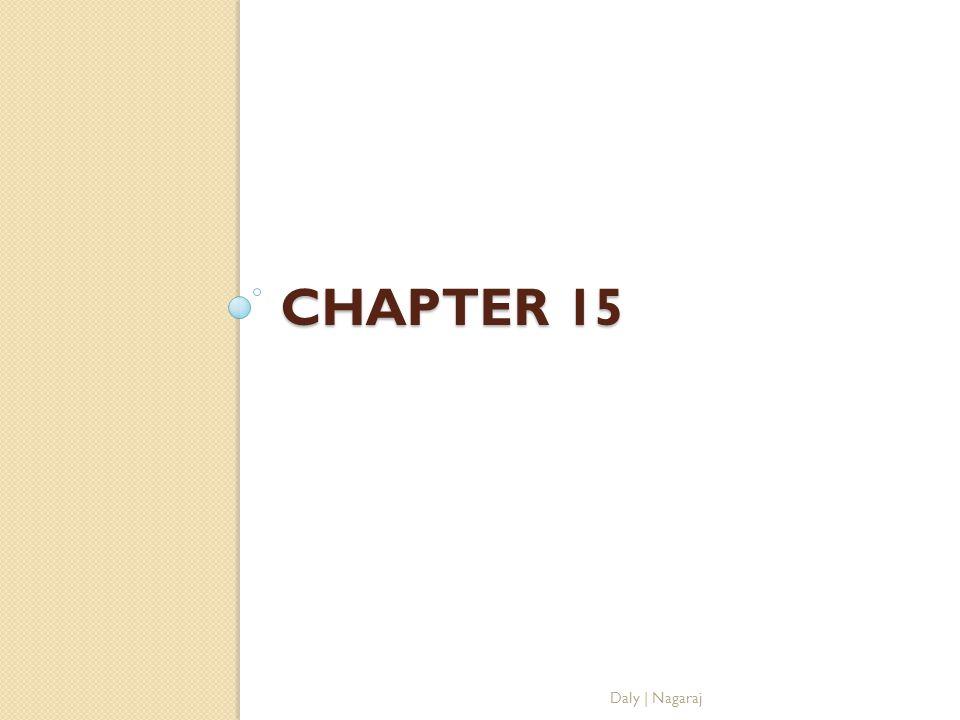 CHAPTER 15 Daly   Nagaraj