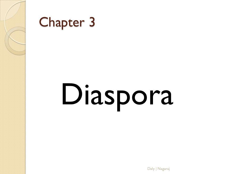 Chapter 3 Diaspora Daly   Nagaraj