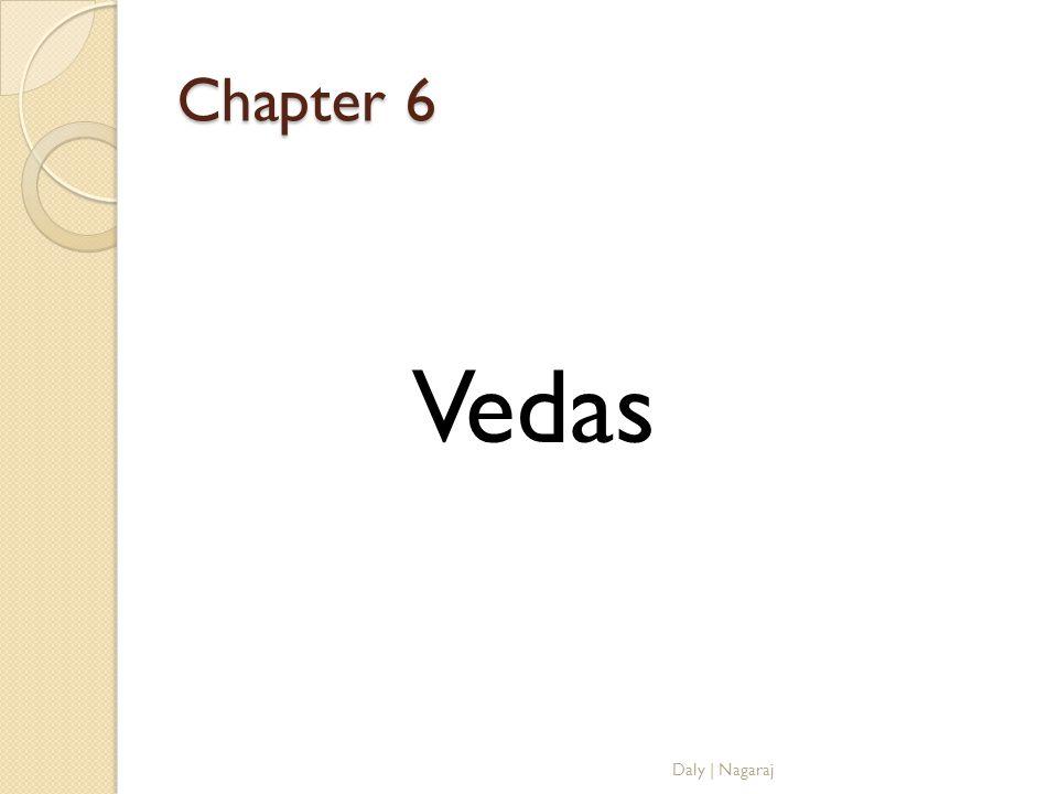 Chapter 6 Vedas Daly   Nagaraj