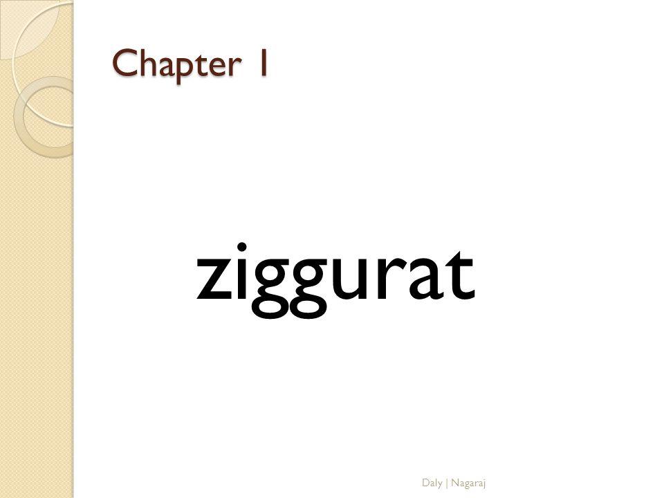 Chapter 1 ziggurat Daly   Nagaraj