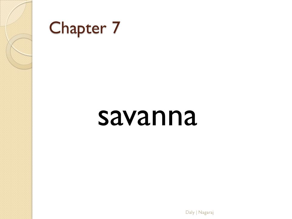 Chapter 7 savanna Daly   Nagaraj