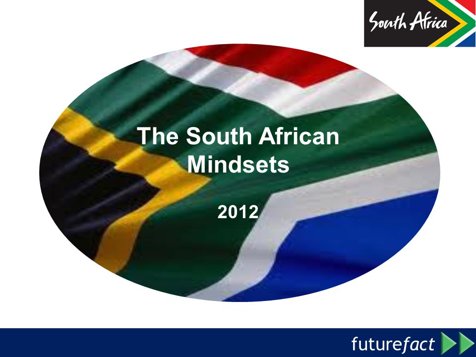 future fact Political Attitudes & Beliefs: Opposition Politics The South African Mindsets 2012