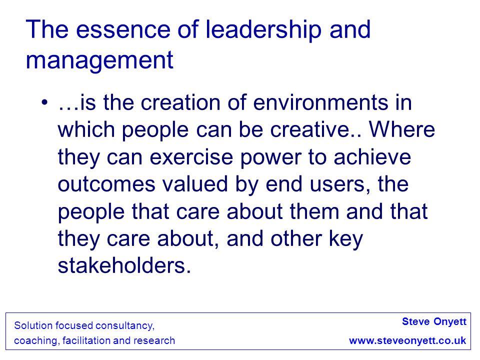 Steve Onyett www.steveonyett.co.uk Solution focused consultancy, coaching, facilitation and research Leader as Host, Host as Leader Hero Host Servant