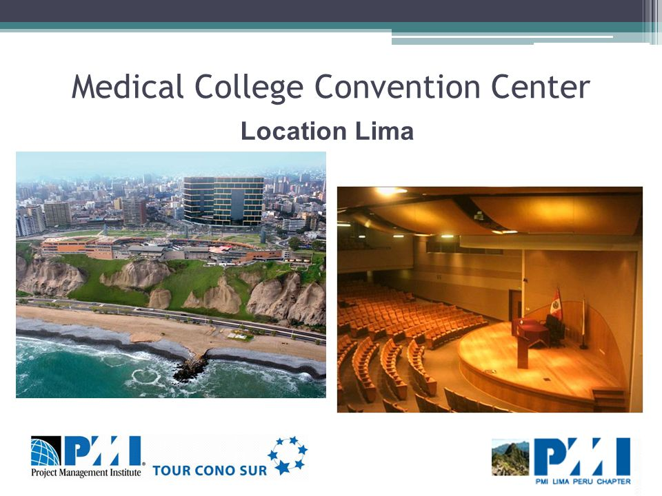 Medical College Convention Center Location Lima