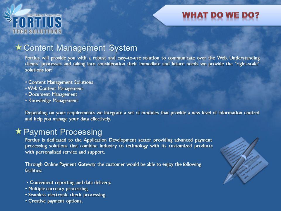 RIA Development Rich Internet Application is a web application resembling the features of a desktop application.