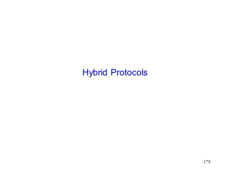 178 Hybrid Protocols