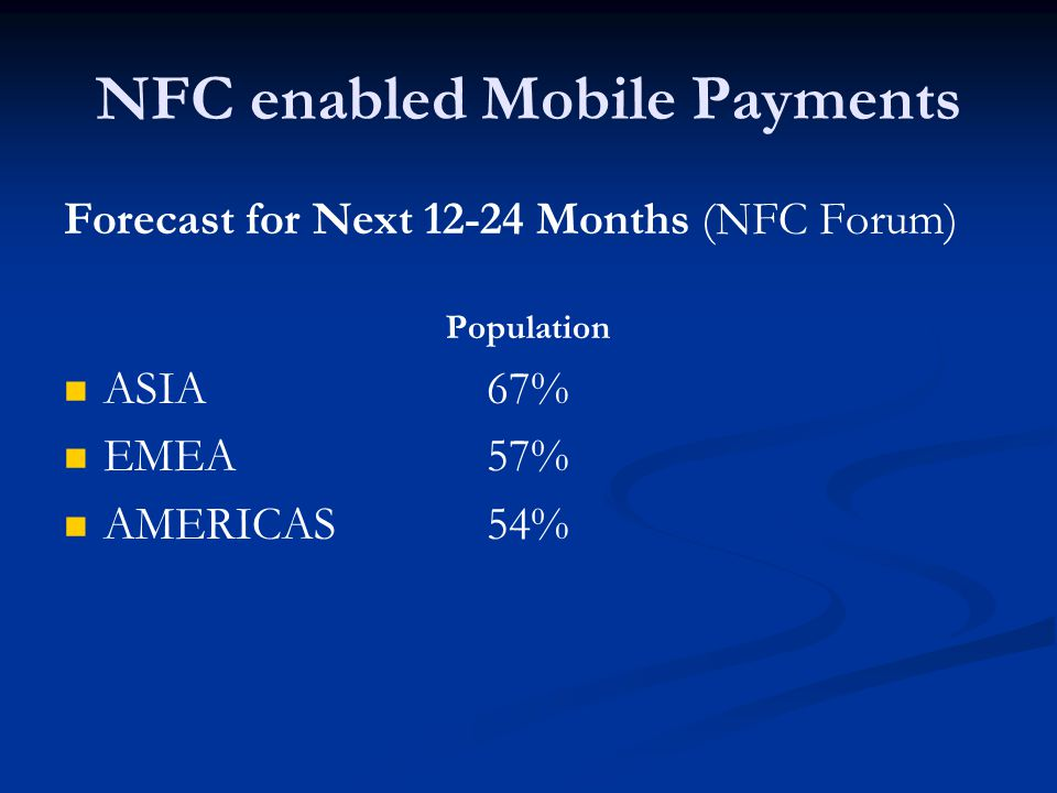 Mobile Payments in Developing World (Philippines) Smart Money(2001) SMART Communications & Branco De Oro (BDO).