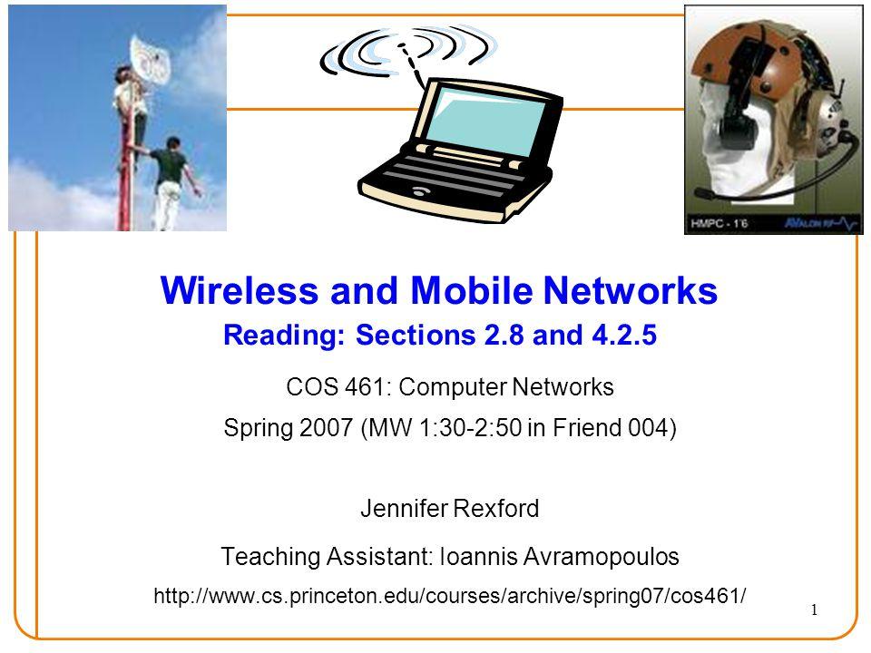 32 Example: Boeing Connexion Service Internet 12.78.3.0/24