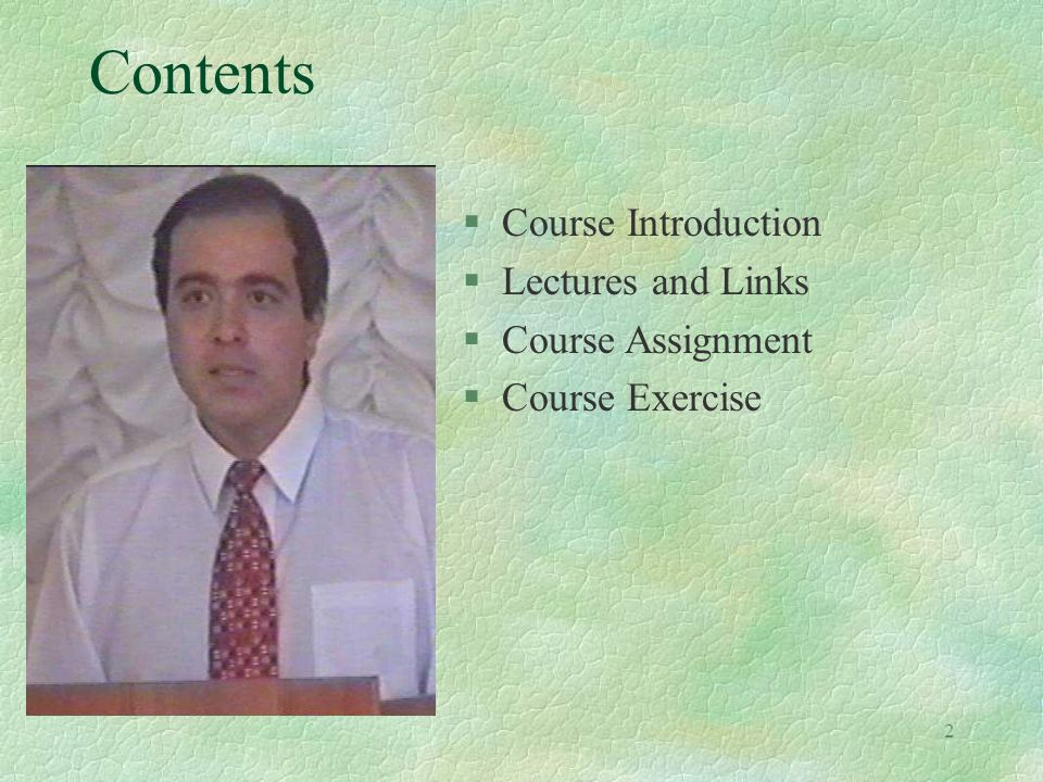 3 Practical Information §12 Lectures (2 x 45 minutes each, in English) during period 12 March - 24 April according to schedule: l 8 lectures by Vagan Terziyan – theory; l 4 lectures by Artem Katasonov – theory and practice; §4 Laboratory works in computer class (2 x 45 minutes each, in English) during period 7 May - 15 May according to schedule, by Artem Katasonov; §Slides for lectures: available online; §Assignment.