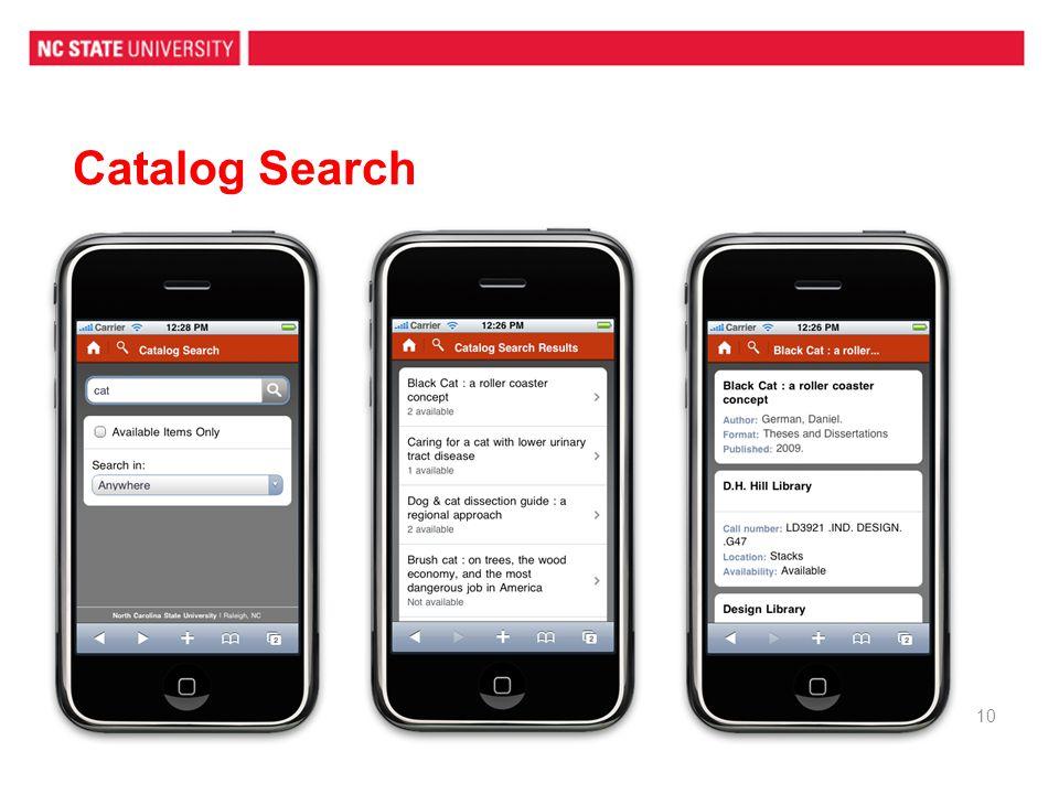 Catalog Search 10