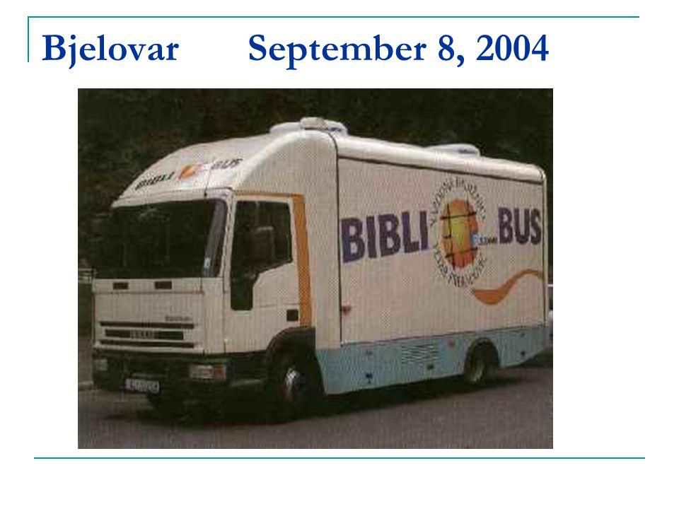 Bjelovar September 8, 2004