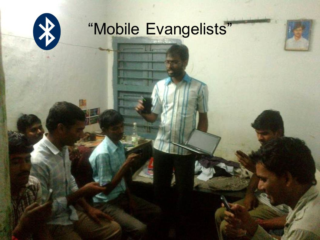 Mobile Evangelists