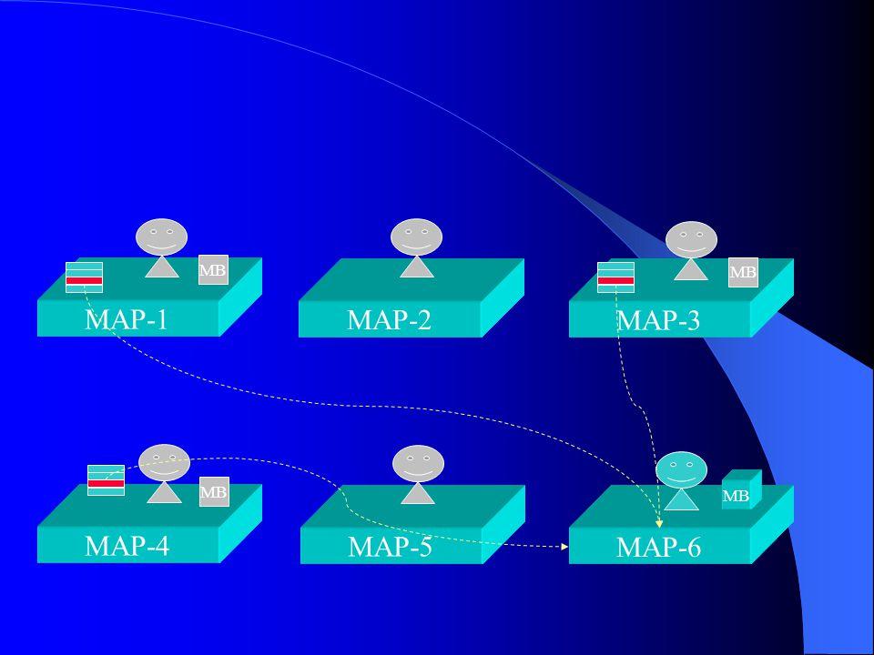 MAP-4 MAP-5 MB MAP-1 MB MAP-2 MAP-3 MB MAP-6 MB