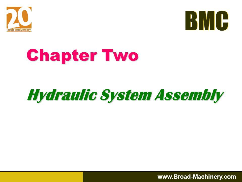 BMC www.Broad-Machinery.com BMC SD16 Steering and Brake System