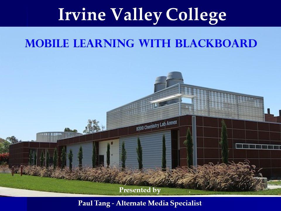 What is Blackboard Mobile Learn.