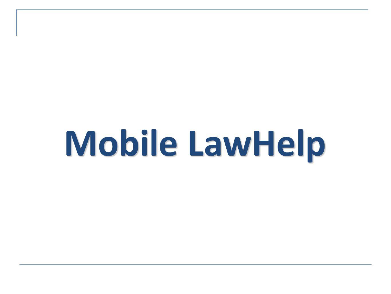 Mobile LawHelp