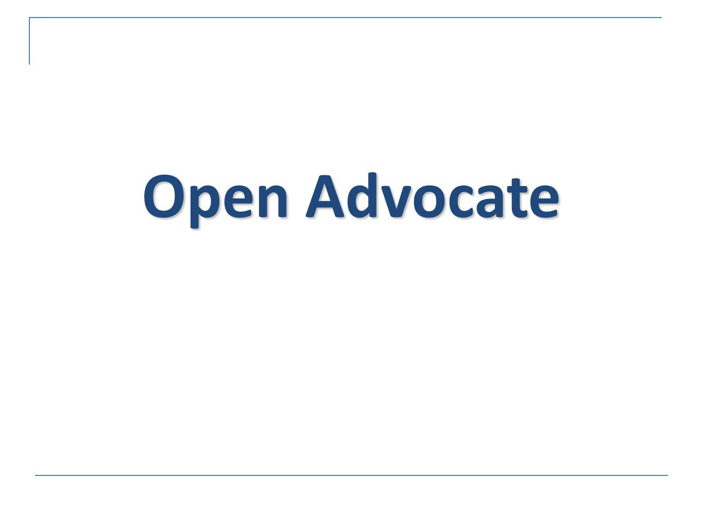 Open Advocate