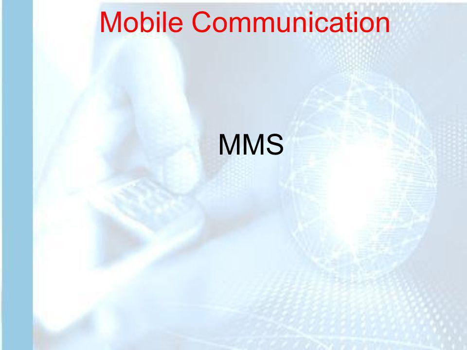 Mobile Communication WAP specifies an application framework and network protocols for wireless devices such as mobile telephones, pagers, and personal digital assistants (PDAs).