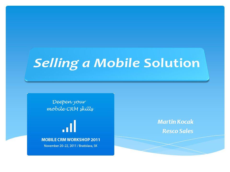 Martin Kocak Resco Sales