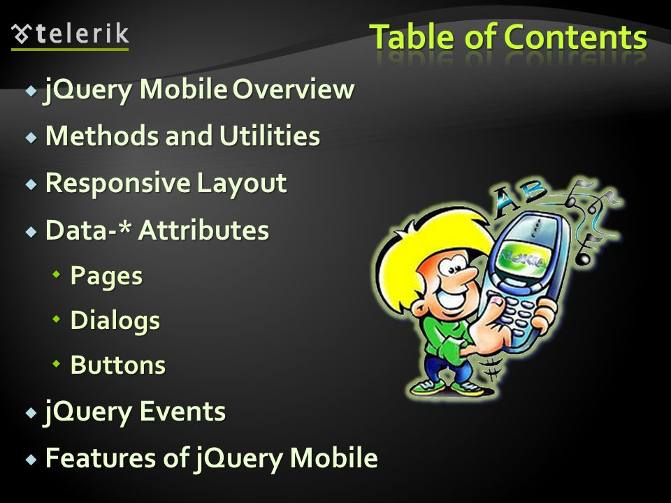 What is jQuery Mobile?