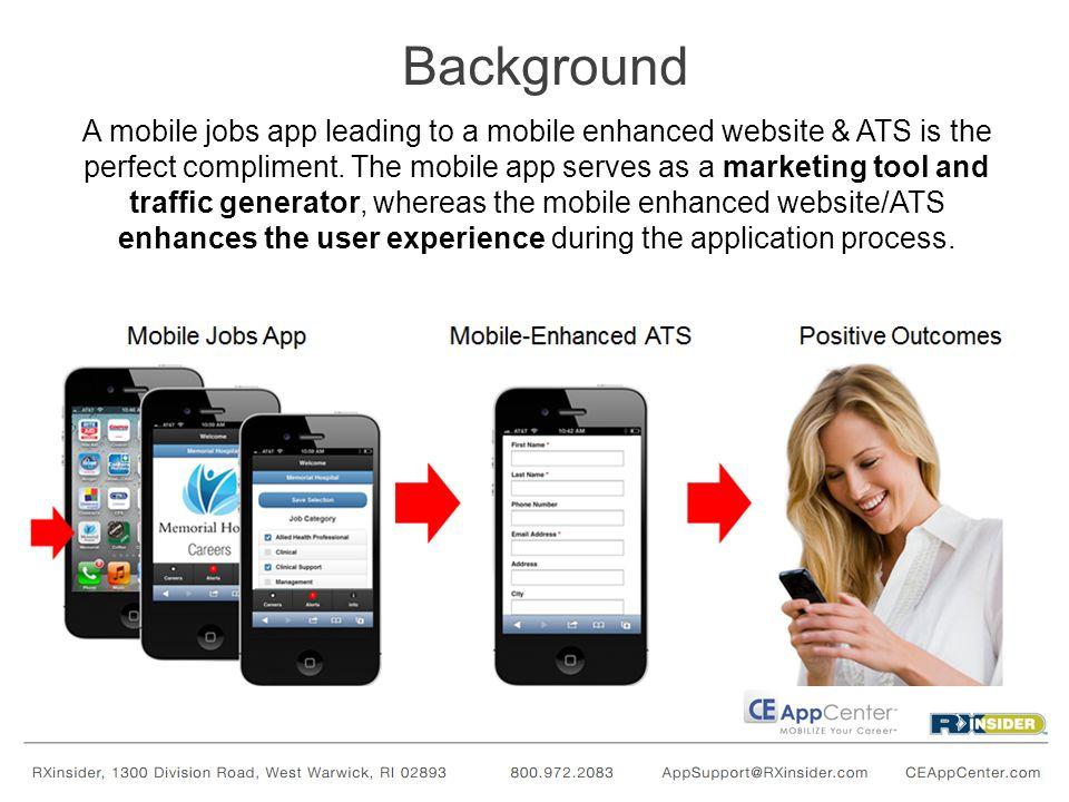 Mobile-Enhanced Websites