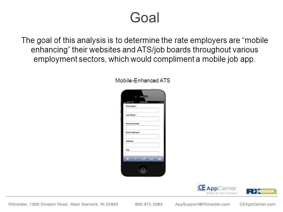 Job Board / ATS Mobile Enhancement