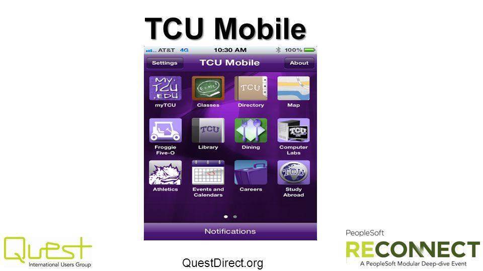 QuestDirect.org TCU Mobile