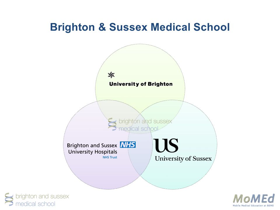In 2005, BSMS became the first UK medical school to introduce the widespread use of mobile devices to its students Offered to all Year 3, 4, and 5 students (approx.