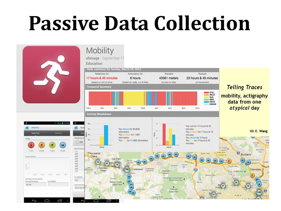 Passive Data Collection