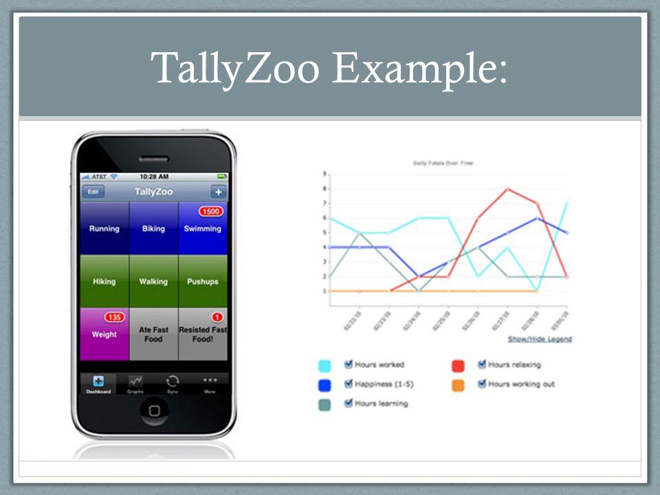 TallyZoo Example: